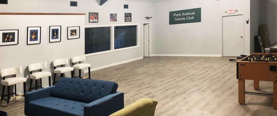 Party Room for Rent